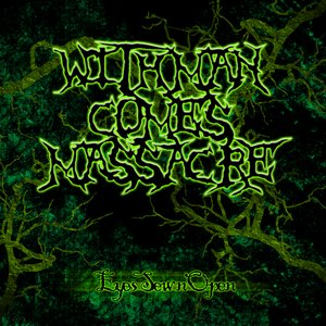 Image for 'With man comes massacre'