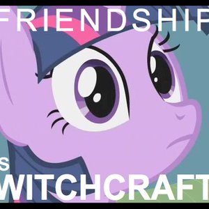 Imagen de 'Friendship is Witchcraft'