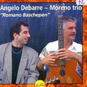 Image for 'Moreno Trio & Angelo Debarre'