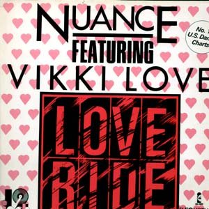 Image for 'Nuance Featuring Vikki Love'