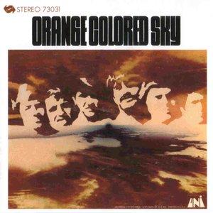 Image for 'Orange Colored Sky'