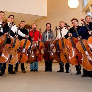 Image pour 'Die 12 Cellisten der Berliner Philharmoniker/Esko Laine'