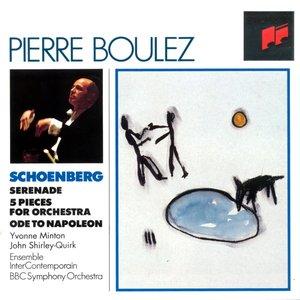 Image for 'John Shirley-Quirk; Pierre Boulez: Ensemble InterContemporain'