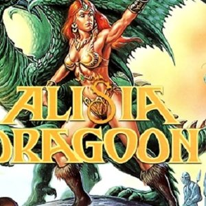 Image for 'Alisia Dragoon'
