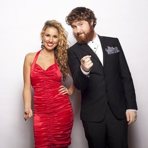 Image for 'Casey Abrams & Haley Reinhart'