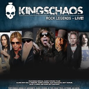 Image for 'Kings Of Chaos'