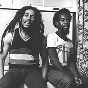 Imagem de 'Peter Tosh With Bob Marley and The Wailers'