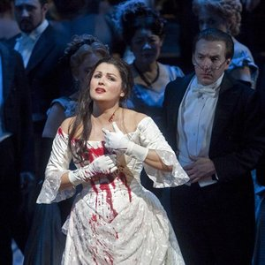 Imagen de 'Anna Netrebko, Joseph Calleja, Metropolitan Opera Orchestra, James Levine'