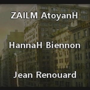 Immagine per 'Zailm Atoyanh - HannaH Biennon - Jean Reanouard'