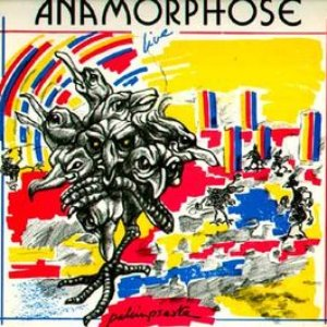 Image for 'Anamorphose'