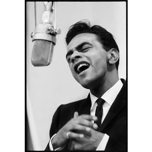 Image for 'Johnny Mathis with Ray Conniff & His Orchestra'
