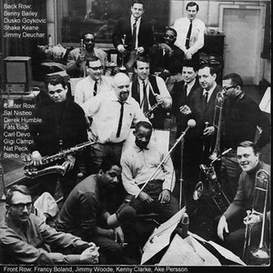 Image for 'The Kenny Clarke - Francy Boland Big Band'