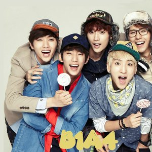 Image for 'B1A4 (비원에이포)'