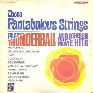 Image for 'Those Fantabulous Strings'