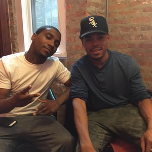 Image for 'Lil B x Chance The Rapper'
