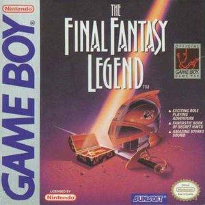 Immagine per 'Final Fantasy Legend'