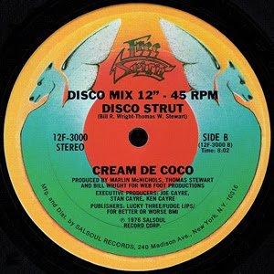 Image for 'Cream De Coco'