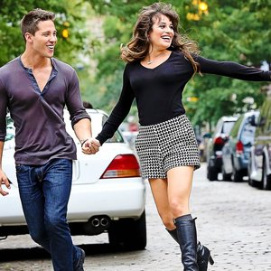 Image for 'Lea Michele & Dean Geyer'