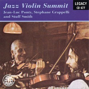 Image for 'Jean-Luc Ponty, Stephane Grappelli, & Stuff Smith'