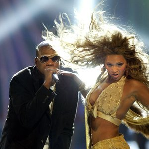Image for 'Jay-Z feat. Beyoncé'