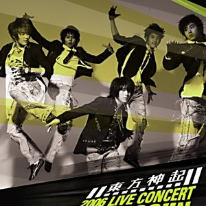 Image for '동방신기 Rising Sun Concert 2006'