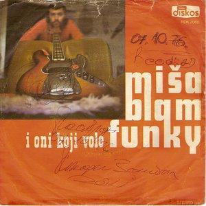 Image for 'MISA BLAM I ONI KOJI VOLE FUNKY'