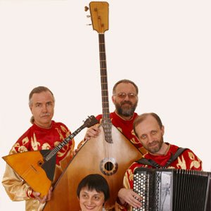 Image pour 'Russian Balalaika Orchestra'