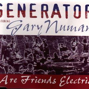 Immagine per 'Generator featuring Gary Numan'