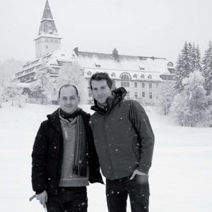 Image for 'Gwilym Simcock & Yuri Goloubev'