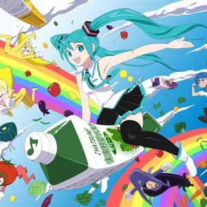 Image for 'ラマーズP feat. 初音ミク'