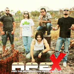 Image for 'Ape X and The Neanderthal Death Squad'