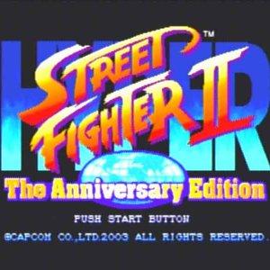 Image for 'Hyper Street Fighter II'