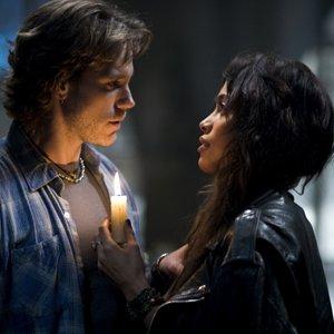 Image pour 'Rosario Dawson & Adam Pascal'