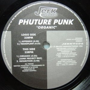 Immagine per 'Phuture Punk'