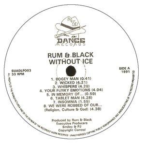 Image for 'Rum & Black'