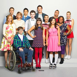Bild für 'Glee Cast'