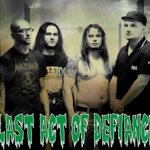 Image for 'Last Act Of Defiance'