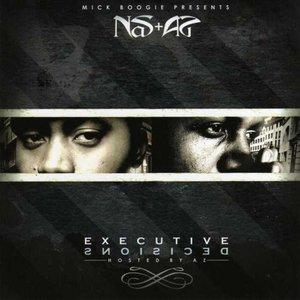 Image for 'AZ & Nas'