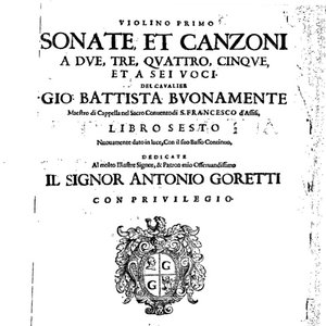 Image for 'Giovanni Battista Buonamente'
