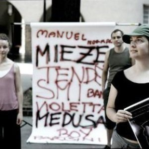Image for 'Mieze Medusa & Tenderboy'