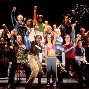 Image for 'Tracie Thoms / Jesse L. Martin / Cast of Rent'