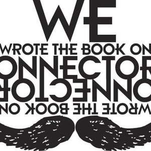 Image for 'We Wrote the Book on Connectors'