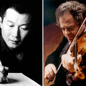 Image for 'Itzhak Perlman;Kodo;Tan Dun'