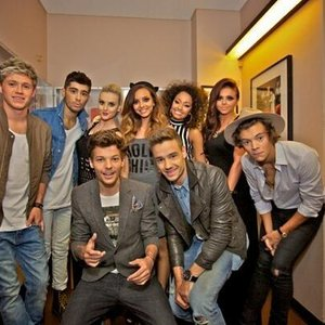 Image for 'Little Mix & One Direction'