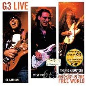 Imagen de 'G3 - Satriani, Malmsteen, Vai'