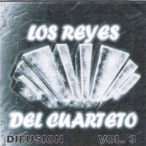 Image for 'LOS REYES DEL CUARTETO'
