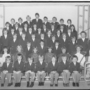 Image for 'Ganddal skolekorps'