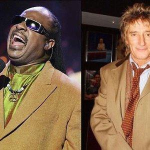 Image for 'Rod Stewart Feat. Stevie Wonder'