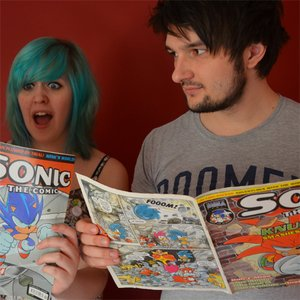Image for 'Sonic The Comic'