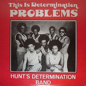 Image for 'Hunt's Determination Band'